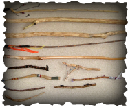 Wands, Rods, Stangs, Staffs